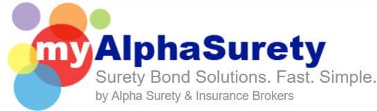 surety bonds provider for bid bonds - white background