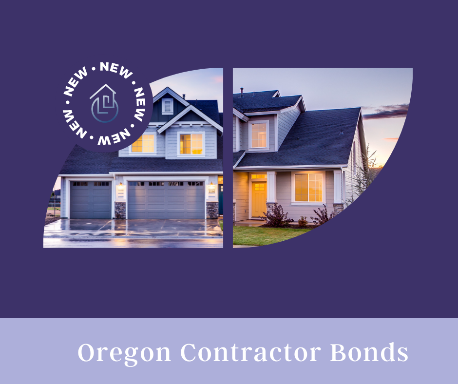 Oregon Contractor Bonds - What Are The Oregon Contractor Bonds? Posted on September 27, 2021 by BondWriter bonds What Is a Contractor Bond and How Does It Work - House in Violet Background