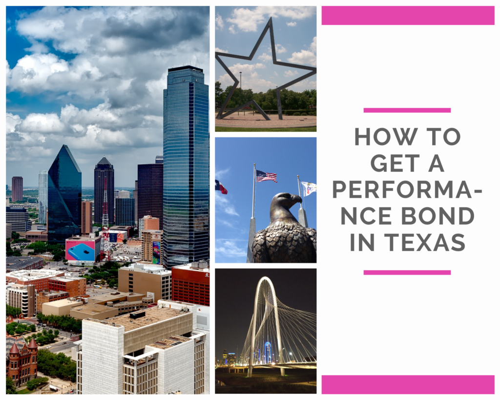 Performance Bond-How do I get a performance bond in Texas?-Landmarks in Texas
