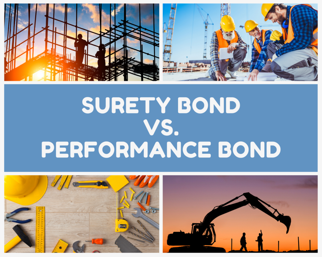 surety bonds vs performance bonds-Surety Bonds vs. Performance Bonds Posted on September 27, 2021 by BondWriter bonds What is a surety bond-construction work in collage