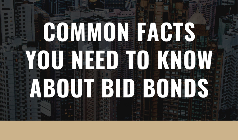 Bid Bonds - What is a Bid Bond - Buildings in Black and Brown Theme