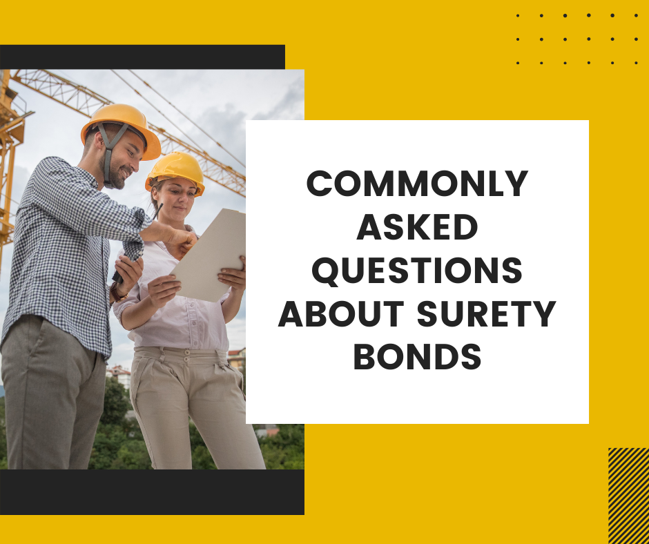 surety bond - what is the purpose of a surety bond - contractors looking at the building plan