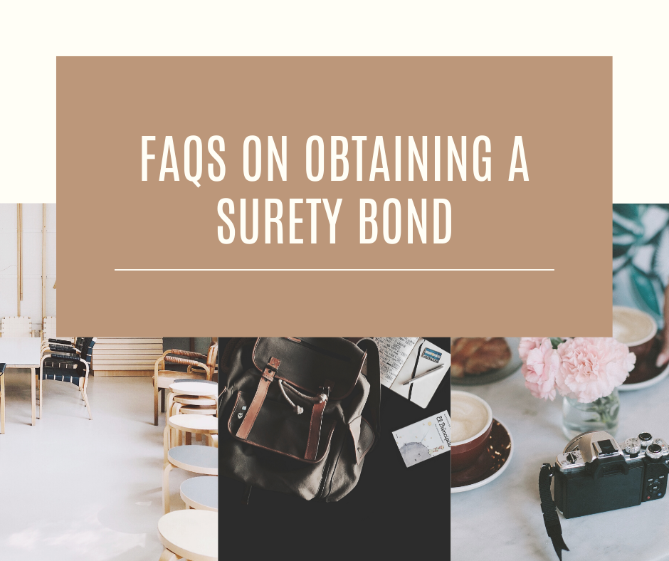 surety bonds - what is the procedure for obtaining a surety bond - home interior in brown and white background