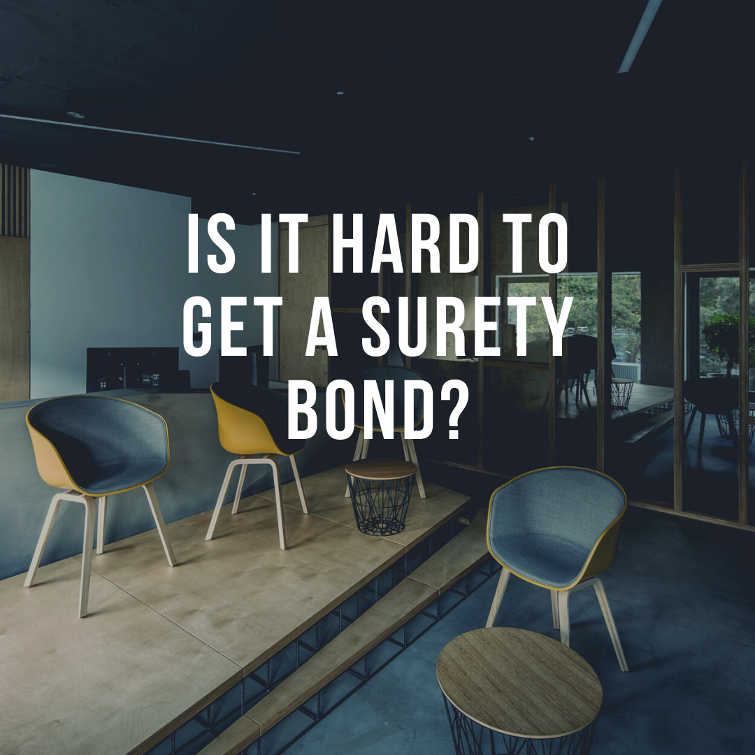 surety bond - how fast can I get a surety bond - house interior with chairs