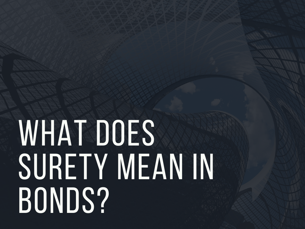 surety bonds - what is a surety bond - exterior of a building and the sky